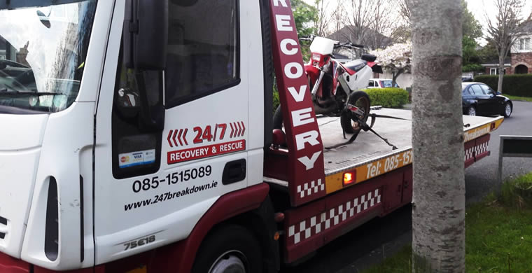 All Vehicle Towing Dublin