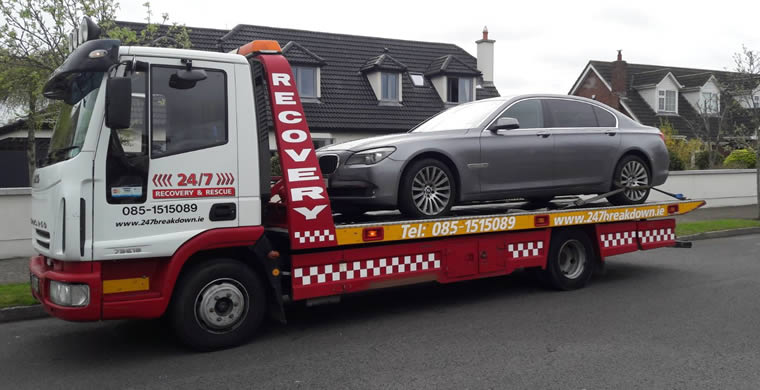 Car Towing Dublin
