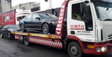 2 Car Towing Lucan